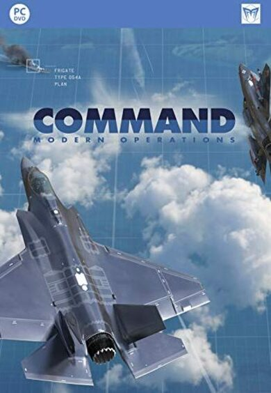Command: Modern Operations Steam Key GLOBAL