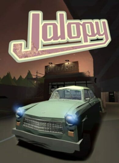 Jalopy Steam Key GLOBAL