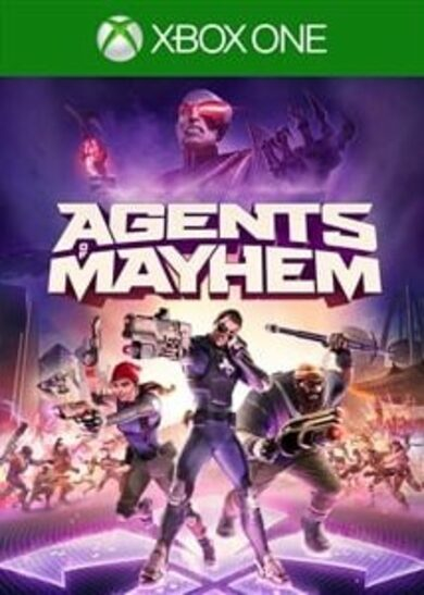 Agents of Mayhem Total Mayhem Bundle Xbox One