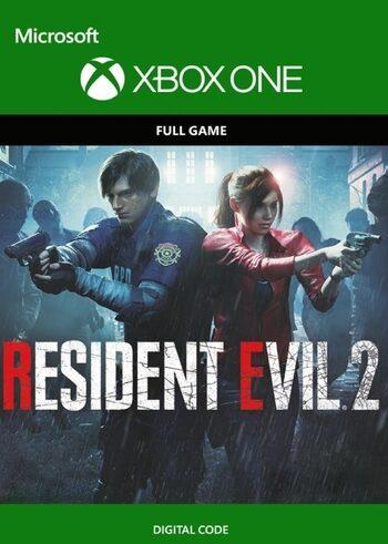 Resident Evil 2 Remake (Xbox One) Xbox Live Key UNITED STATES