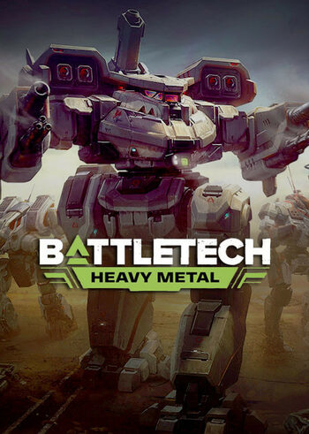 BattleTech - Heavy Metal (DLC) Steam Key GLOBAL