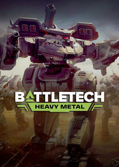 BattleTech - Heavy Metal (DLC) Steam Key GLOBAL