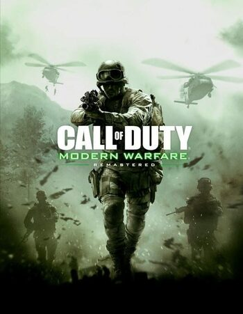 Call of Duty: Modern Warfare Remastered Steam Key EUROPE