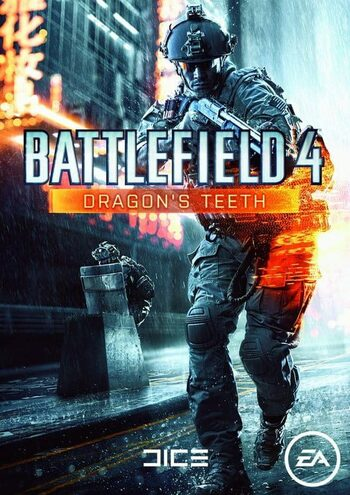 Battlefield 4: Dragon's Teeth (DLC) Origin Key GLOBAL