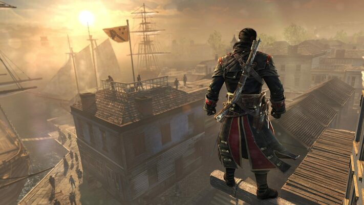 Buy Assassin S Creed Rogue Uplay Cd Key For Cheaper Eneba
