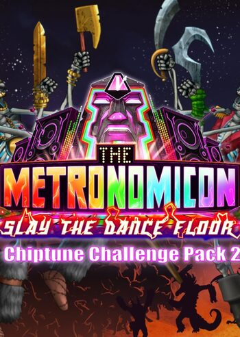 The Metronomicon - Chiptune Challenge Pack 2 (DLC) Steam Key GLOBAL