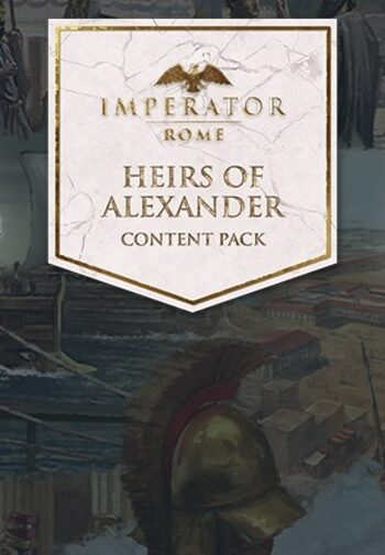 Imperator: Rome - Heirs of Alexander Content Pack (DLC) Steam Key GLOBAL