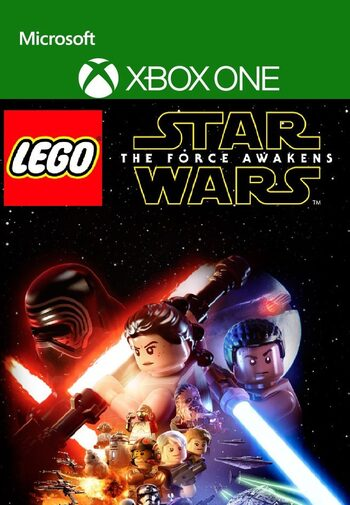 LEGO: Star Wars - The Force Awakens XBOX LIVE Key GLOBAL