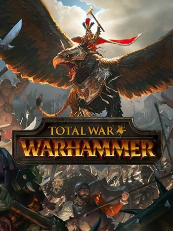 Total War: Warhammer Steam Key EUROPE