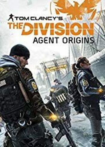 Tom Clancy's The Division - Agent Origins Set (DLC) Uplay Key GLOBAL