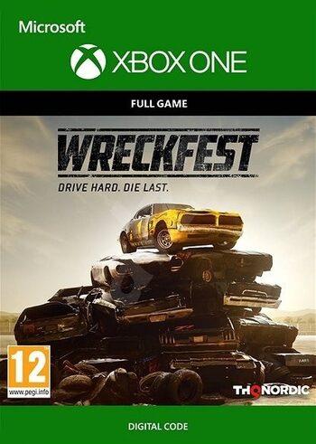 Wreckfest (Xbox One) Xbox Live Key UNITED STATES