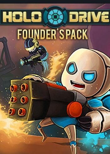 Holodrive - Founder's Pack (DLC) Steam Key GLOBAL