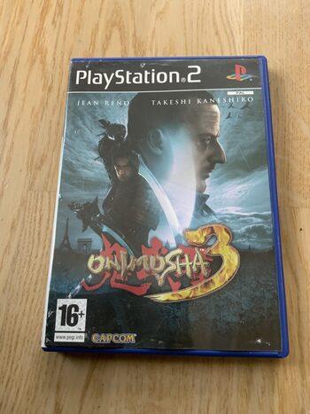 Onimusha 3: Demon Siege PlayStation 2