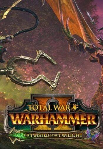 Total War: WARHAMMER II – The Twisted & The Twilight (DLC) Steam Key GLOBAL
