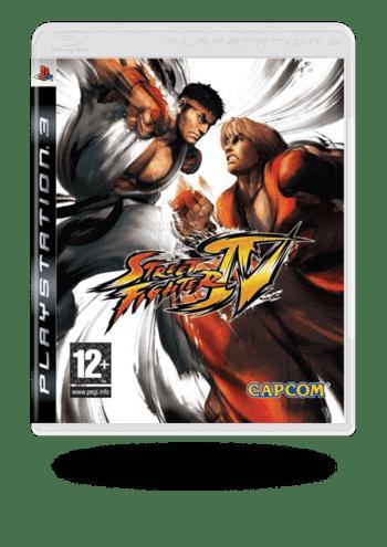 Street Fighter 4 PlayStation 3