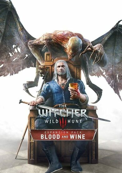 The Witcher 3: Blood and Wine (DLC) GOG.com Key GLOBAL