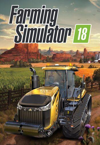 Farming Simulator 18 - Windows 10 Store Key EUROPE