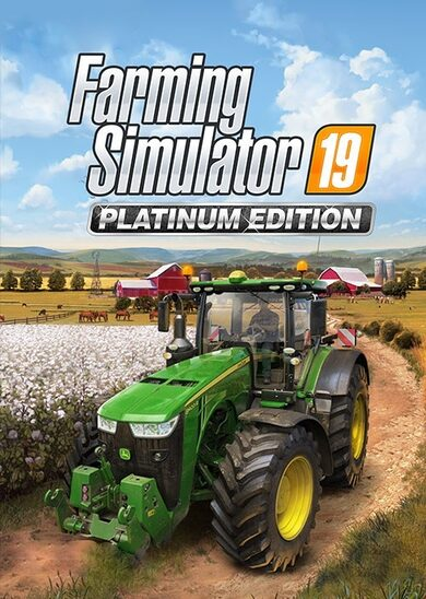 Farming Simulator 19 (Platinum Edition) Steam Key GLOBAL