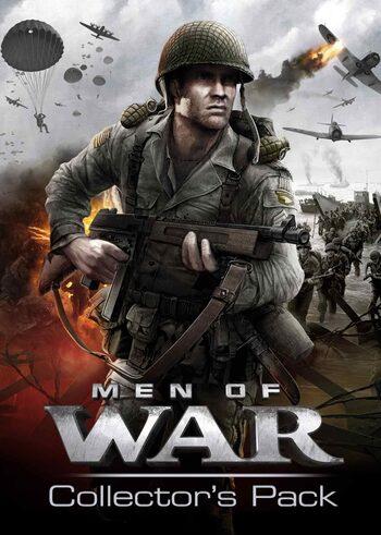 Men of War: Collector Pack Steam Key GLOBAL