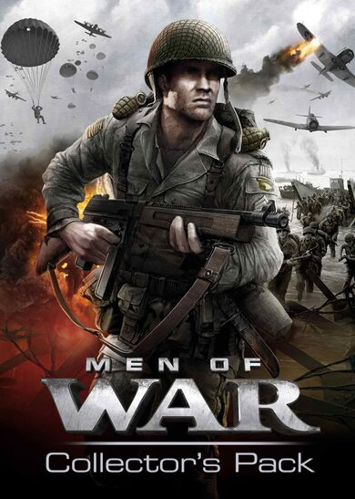 Men of War: Collector Pack Steam Key GLOBAL