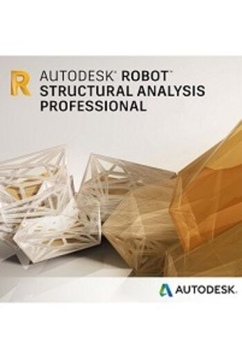Autodesk Robot Structural Analysis Professional 2022 (Windows) 1 Device 1 Year Key GLOBAL