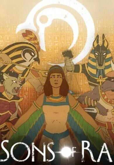 Pharaoh Hound Games / SONS OF RA Steam Key GLOBAL