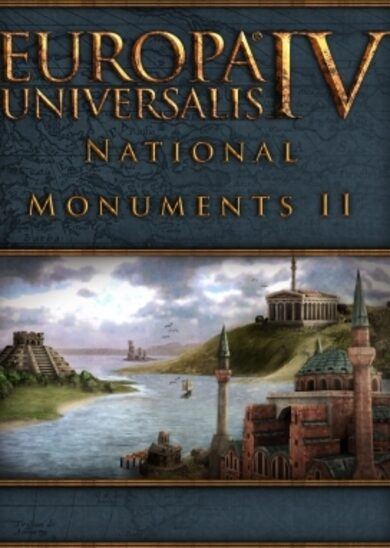 Europa Universalis IV - National Monuments II Pack (DLC) Steam Key GLOBAL