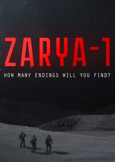 Zarya-1: Mystery on the Moon Steam Key GLOBAL
