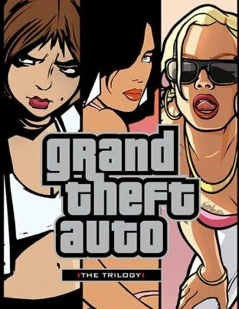 Grand Theft Auto : The Trilogy Steam Key GLOBAL