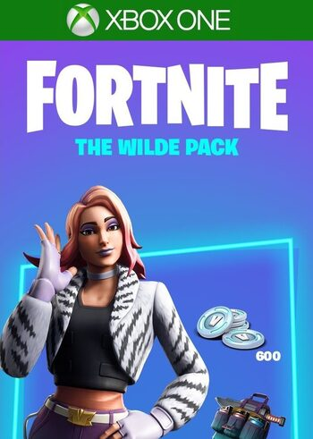 Fortnite: Wilde Pack + 600 V-Buck (Xbox One) Xbox Live Key UNITED STATES