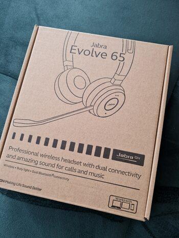 Jabra Evolve 65 wireless headphones