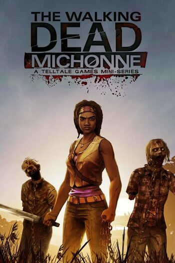 The Walking Dead: Michonne - A Telltale Miniseries Steam Key GLOBAL