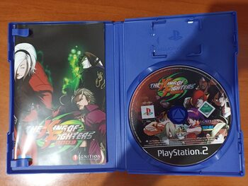 The King of Fighters 2003 PlayStation 2