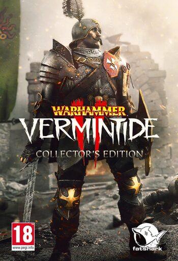 Warhammer: Vermintide 2  - Collector's Edition Steam Key EUROPE