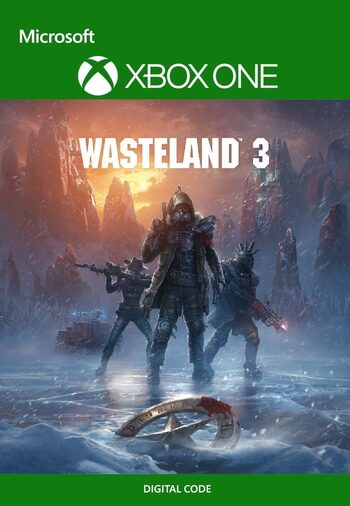 Wasteland 3 (Xbox One) Xbox Live Key EUROPE
