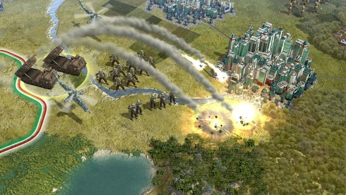 Buy Sid Meier's Civilization V Steam Key GLOBAL | ENEBA
