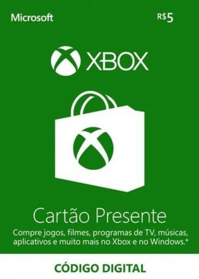 Xbox Live Gift Card 5 BRL Xbox Live Key BRAZIL