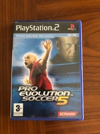Pro Evolution Soccer 5 PlayStation 2