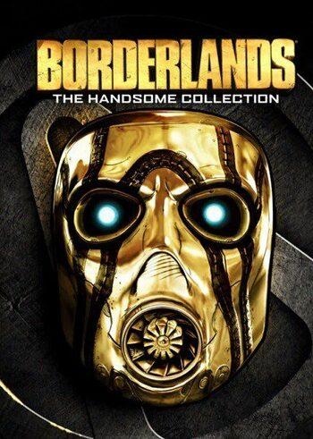 Borderlands: The Handsome Collection Clave Steam GLOBAL