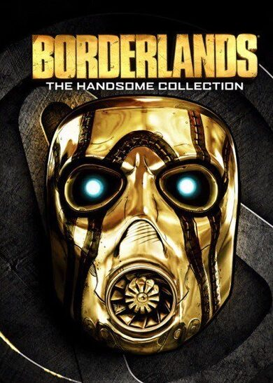 Borderlands: The Handsome Collection Clave Steam EUROPA