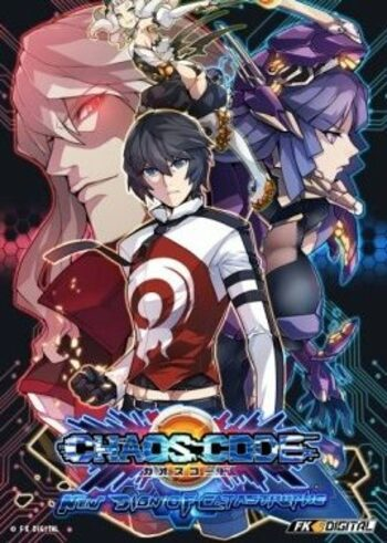 CHAOS CODE -NEW SIGN OF CATASTROPHE- Steam Key GLOBAL