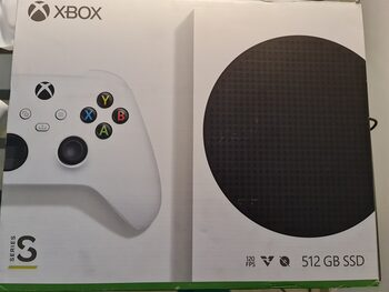 Get Xbox Series S, White, 512GB