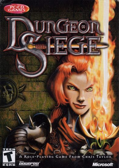 Dungeon Siege Steam Key GLOBAL