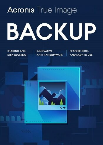 Acronis True Image Backup Software 3 Devices (Lifetime) Acronis Key GLOBAL