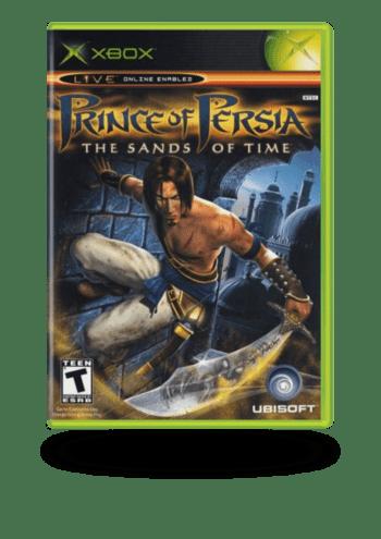 Prince of Persia: The Sands of Time (Prince Of Persia: Las Arenas Del Tiempo) Xbox