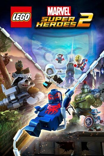 LEGO: Marvel Super Heroes 2 Steam Key EUROPE