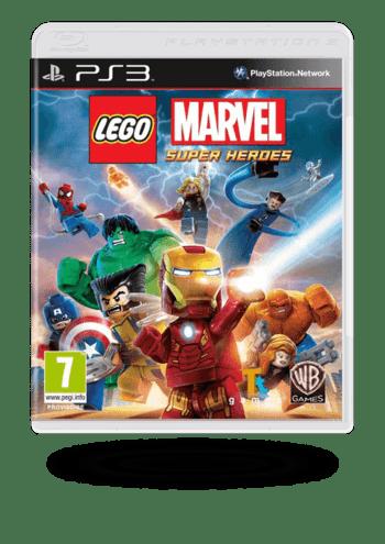 LEGO Marvel Super Heroes PlayStation 3