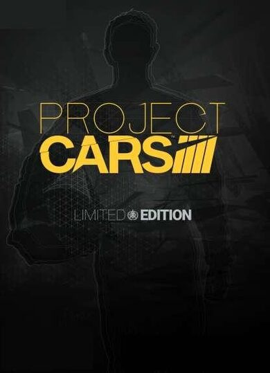 Project CARS (Limited Edition) Steam Key GLOBAL