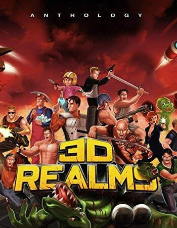 3D Realms Anthology Steam Key GLOBAL