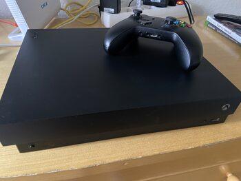 Get Xbox One X, Black, 1TB